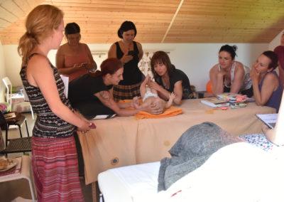 Kurz Osteodynamiky pro porodní asistentky